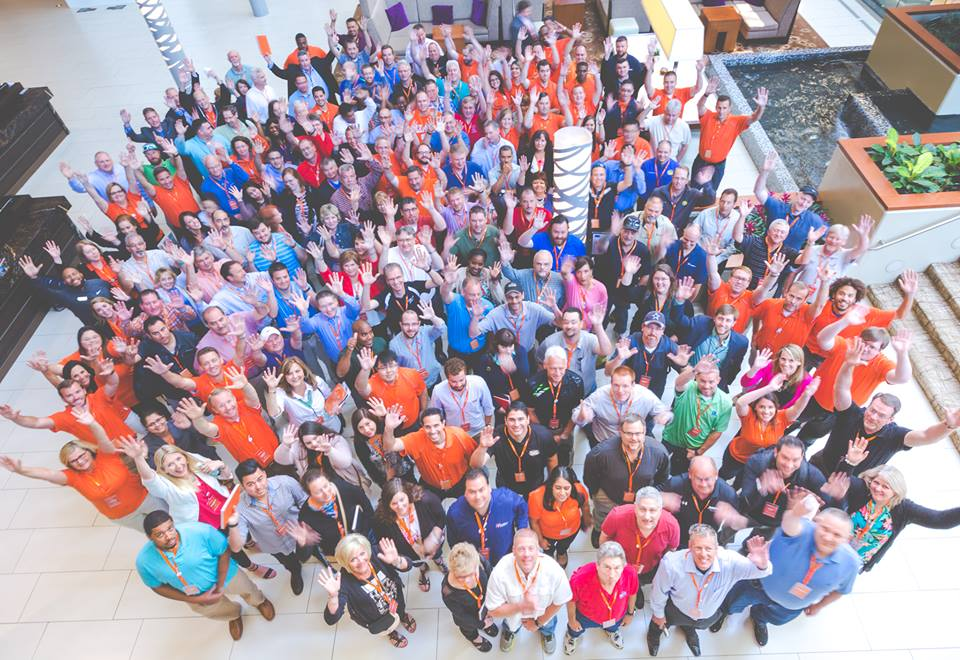 Advoco trains employees to become leaders.