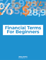 Finance Terms for Beginners