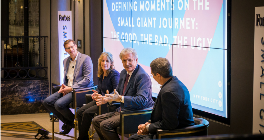 Forbes Small Giants Panel