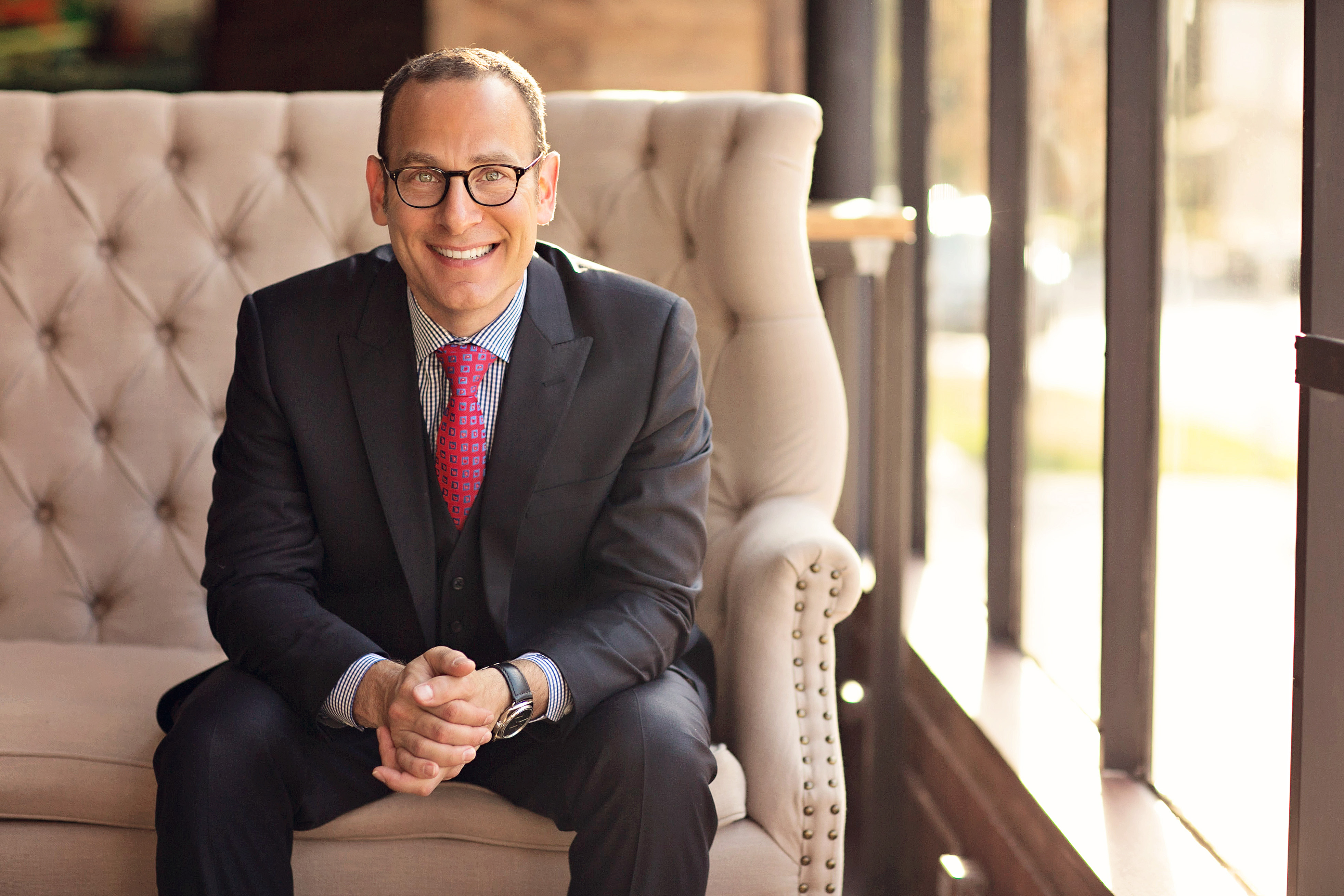Jon Dwoskin talks with Paul Spiegelman on the Growing with Purpose podcast