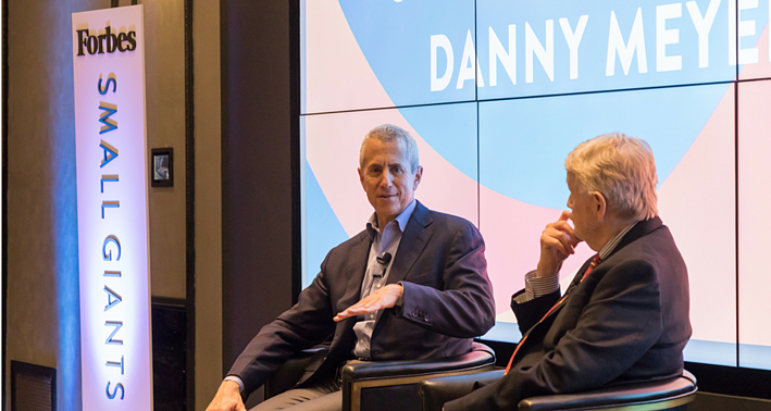 One on One with Danny Meyer