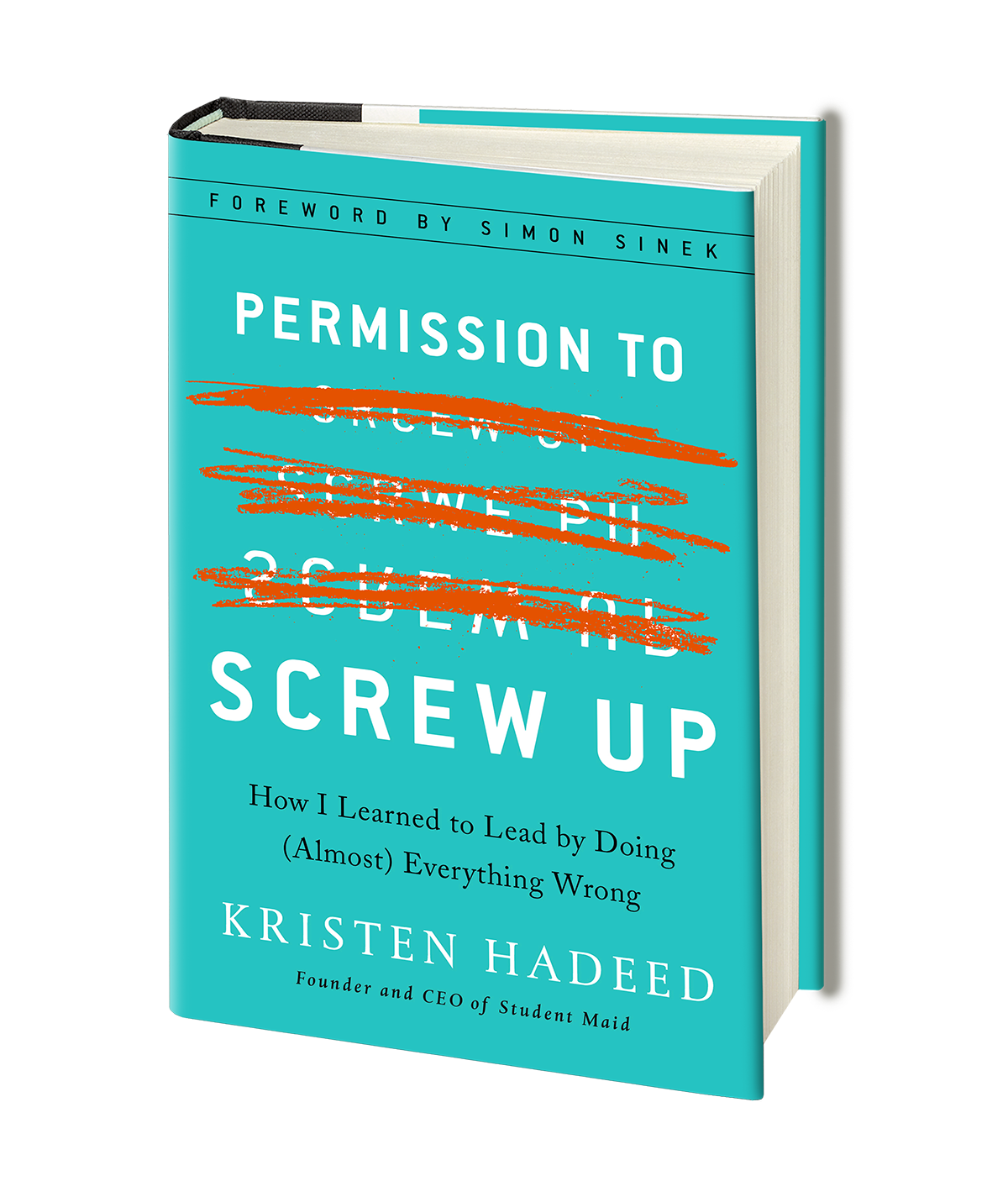 Kristen Hadeed Permission to Screw Up