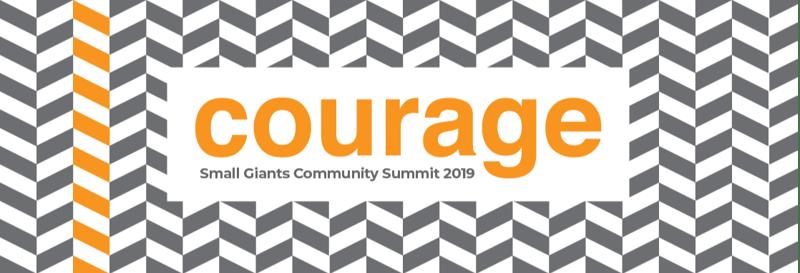 2019 Small Giants Community Summit