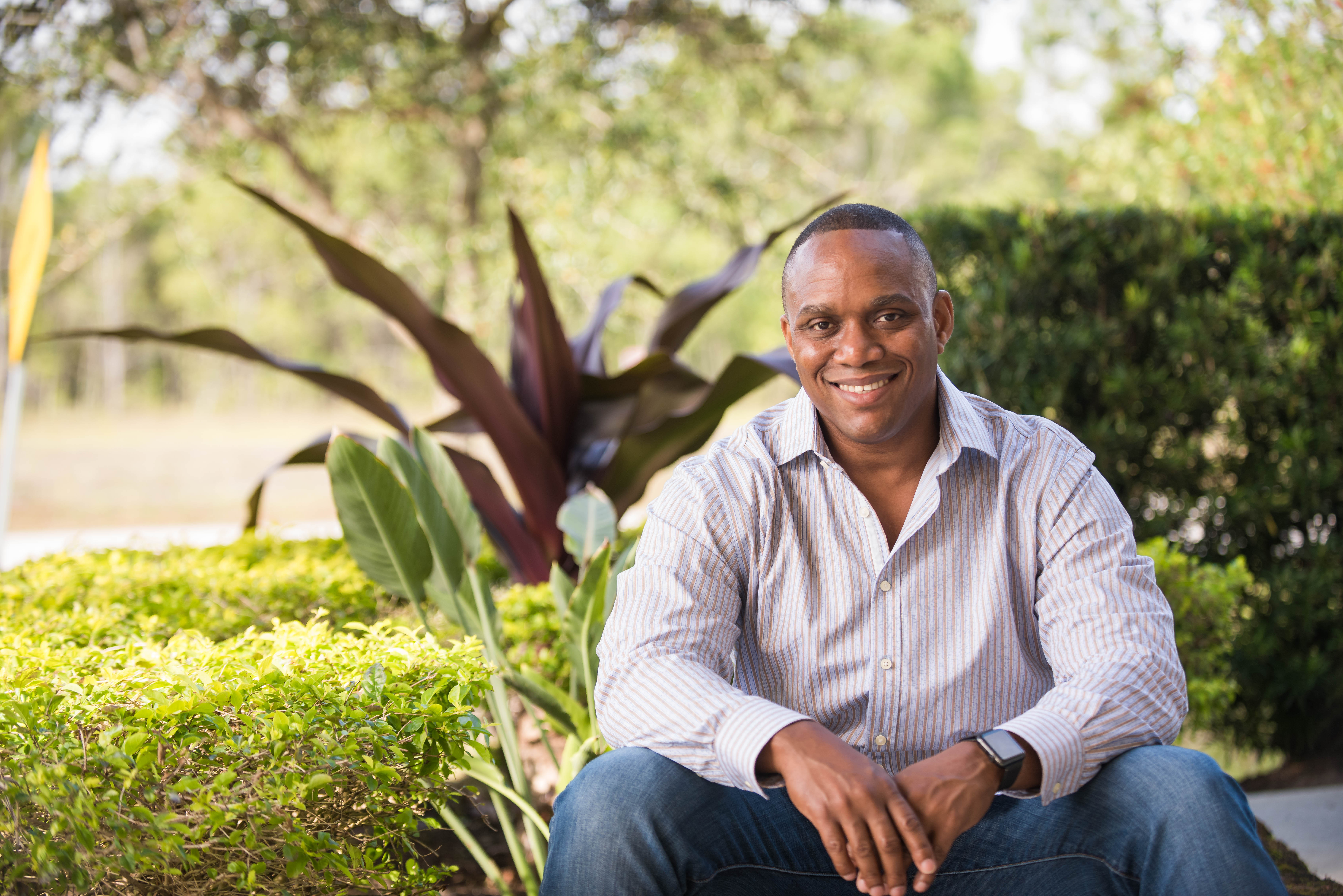 Lester Thornhill is CEO of Life's Abundance