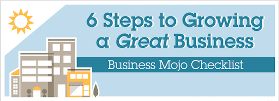 6 Steps to Growing a Great Business With Mojo